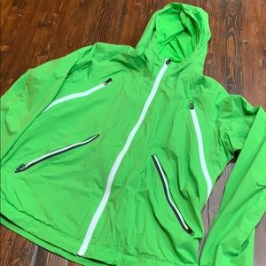 Lululemon Run in the Rain jacket